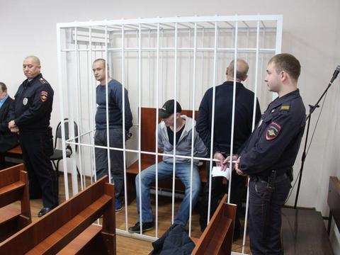 Запопытку изнасилования фельдшера трое мужчин получили по8 лет колонии