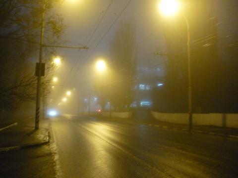 Врегионе снова ожидаются туман игололед