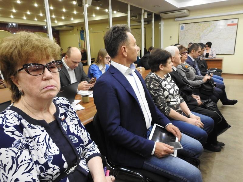 Сформирован список претендентов вОП вСаратовской облдумы