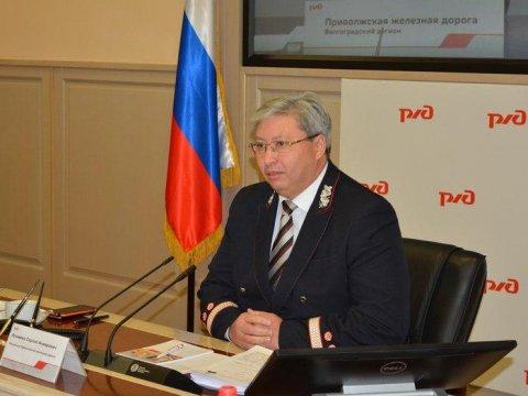 Глава ПривЖД поведал опланах пореконструкции саратовского вокзала в 2018г