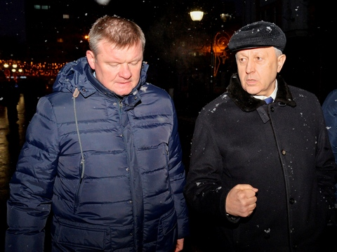 Андрей Клычков теряет позиции врейтинге воздействия губернаторов