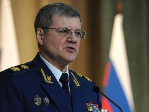 Чайка назвал основной задачей прокуратуры недопущение митингов вовремя выборов
