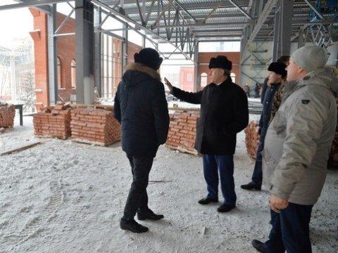 Валерий Радаев проголосовал заблагоустройство проспекта Кирова
