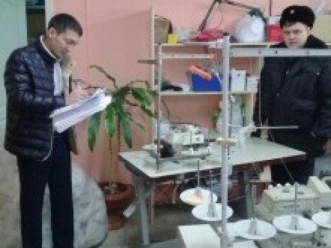 ВСаратове задолги арестовали имущество швейного цеха