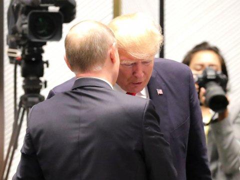 Трамп предложил помощь в изучении крушения Ан-148