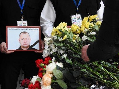 СМИ узнали осодержании разговора пилотов Ан-148 перед аварией