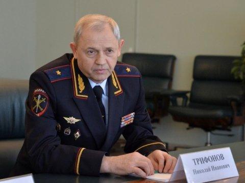 Радаеву представили нового начальника областногоГУ МВД