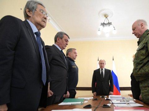 «Это бузотёры»: Тулеев раскритиковал вышедших намитинг