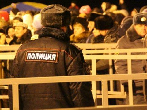 Охранять «Вербное воскресенье» выведут 550 полицейских