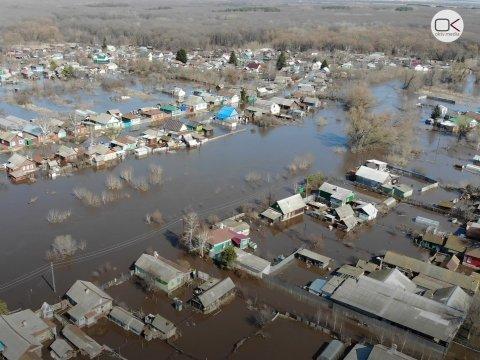 МЧС как ираньше не передает оподтоплении домов вПетровске