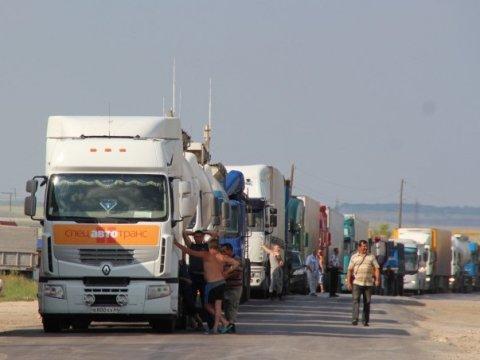 Летом нарегиональных трассах запретят движение большегрузов