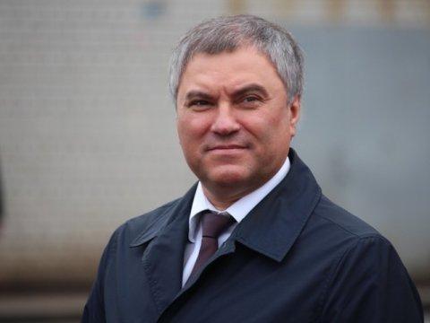 Володин сказал, почему в Российской Федерации закрыли многие лечебные заведения