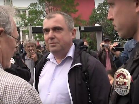 Удальцов собрал настоличный митинг 180 человек— Перепись левой оппозиции