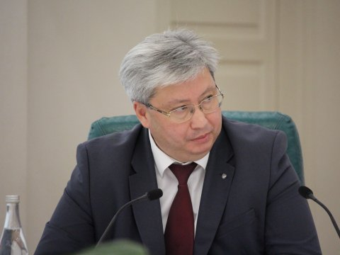 ВСаратове подписано соглашение остроительстве детской железной дороги