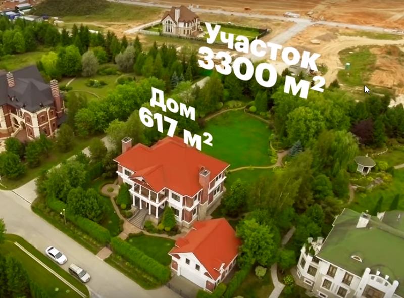 ФБК обнародовал данные онедвижимости руководителя Пенсионного фонда РФ