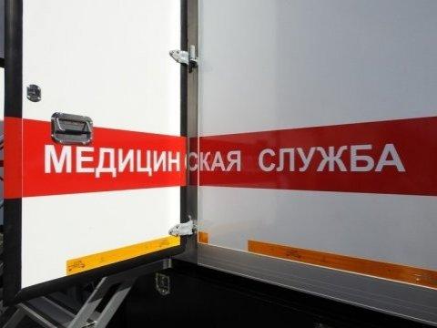 В Перелюбском районе водитель ВАЗа госпитализирован после столкновения с трубой