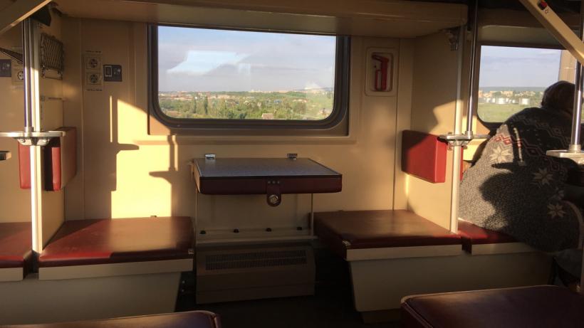 Из-за коронавируса отменили поезд №9 из Саратова в Москву
