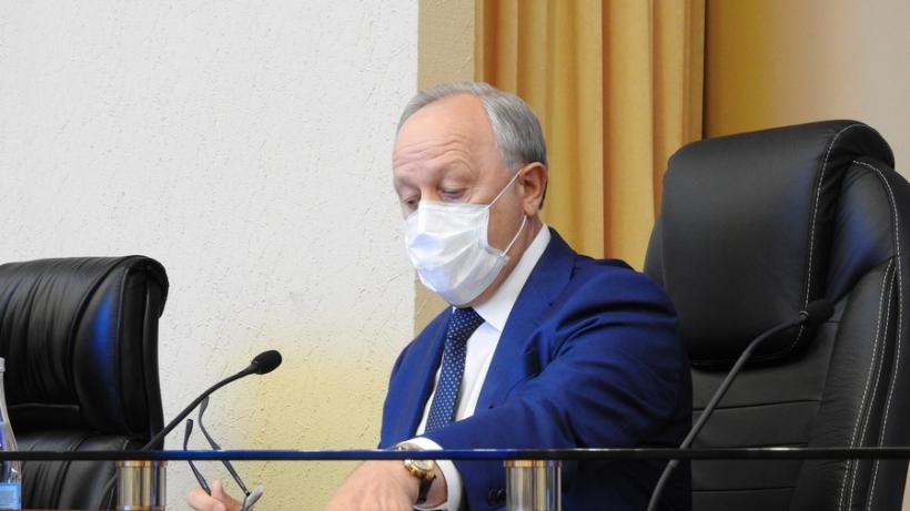 В Саратовской области ограничительный режим продлен до августа