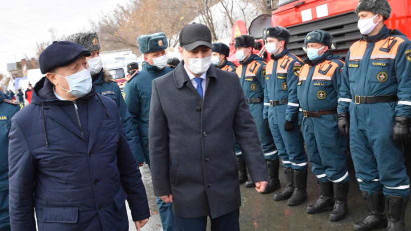 Радаев: Сегодня оперативный штаб по паводку должен перейти на круглосуточный режим
