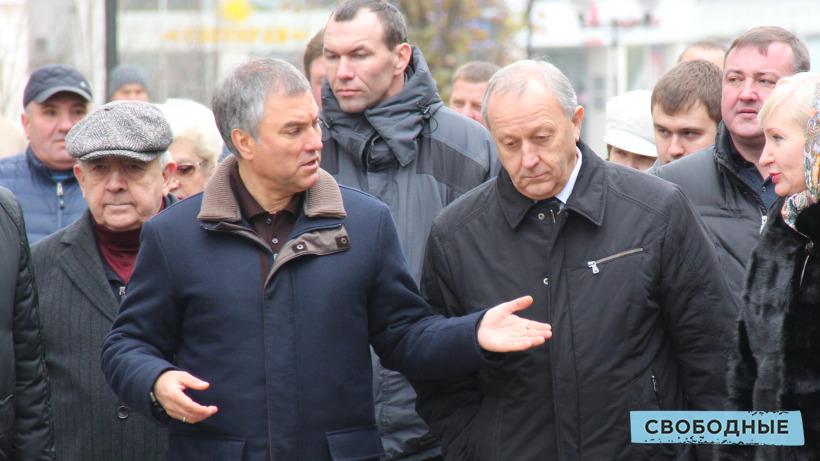 Визит Володина. Власти Саратовской области в очередной раз отменили заседание правительства без объяснения причин