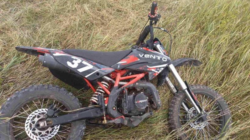 Под Базарным Карабулаком 13-летний скутерист врезался в «девятку» и попал в больницу
