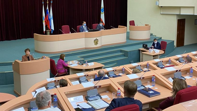 Саратовские депутаты избрали Вячеслава Тарасова главой комиссии транспорта гордумы
