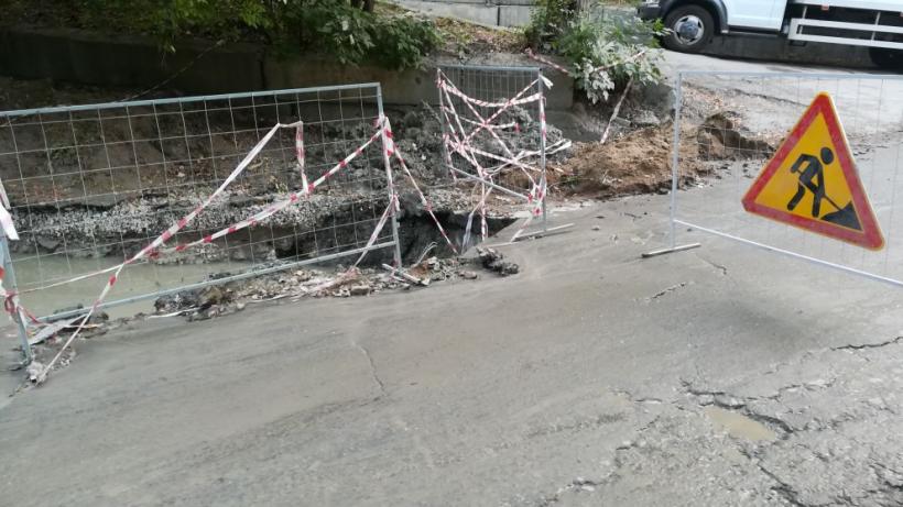Жители Ленинского района до вечера остались без воды