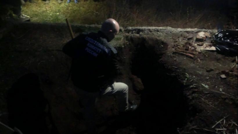 На даче под Саратовом обнаружили кости человека