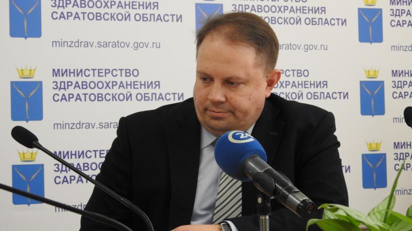 Саратовский замминистра Шувалов опроверг слухи о своей отставке