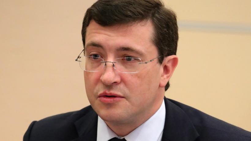 Нижегородский губернатор отрицает, что жаловался на Прилепина в ФСБ