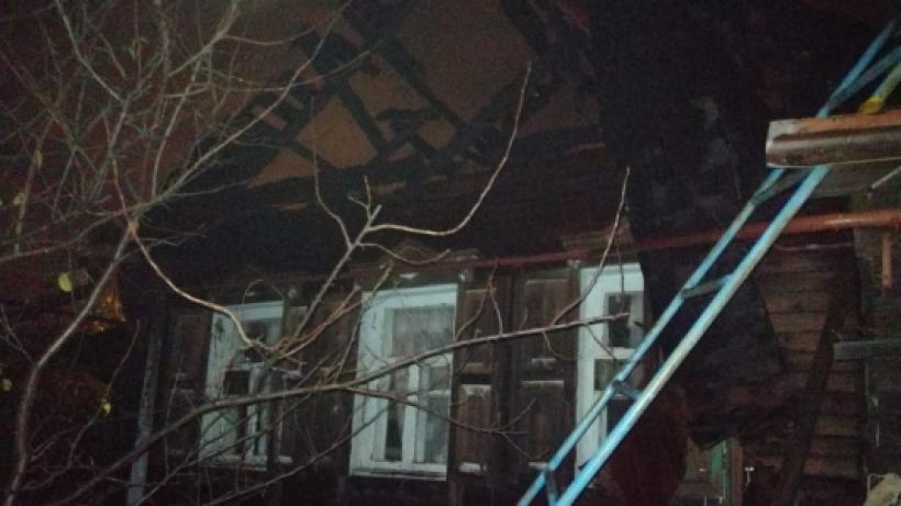 В Энгельсе после ночного пожара обнаружили тела матери и сына