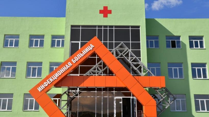 В Саратове начался поэтапный ввод в эксплуатацию новой инфекционной больницы