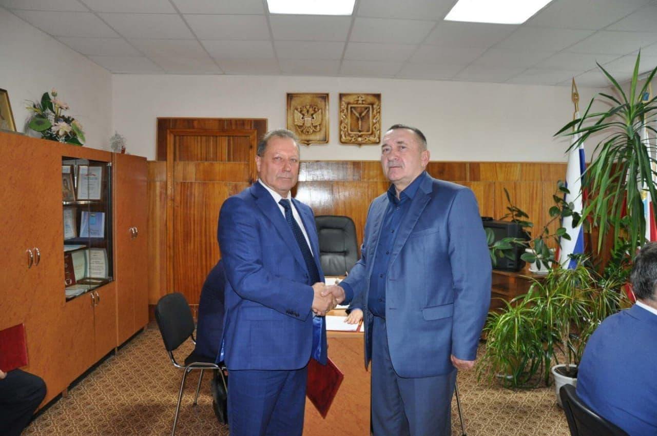 Луньков избран главой Аркадакского района