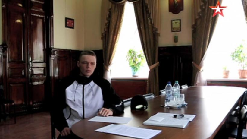 Российский спецназовец отрекся от слов про опрос о стрельбе по протестующим