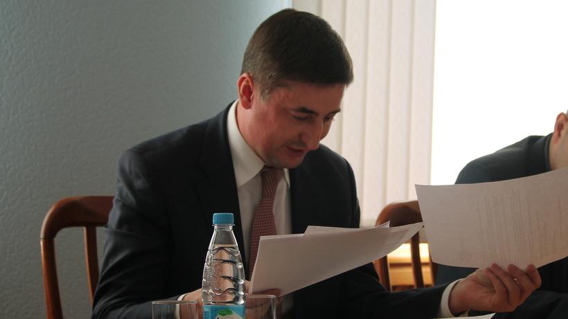 Сорокин просит облпрокурора проверить сообщения журналистов о связи Курихина с ОПГ