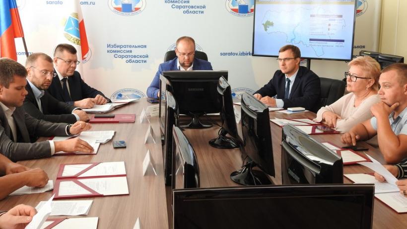 Избирком утвердил победу Ерохиной на довыборах в саратовскую облдуму
