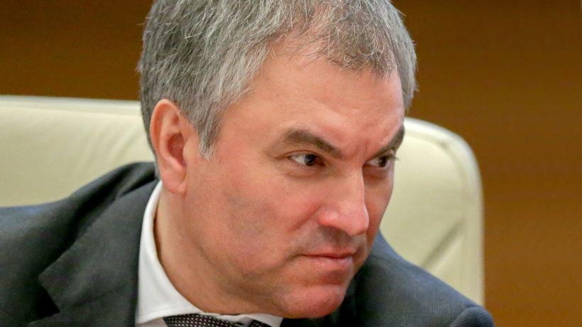 Наблюдатели цифрами опровергли слова Володина об укреплении экономики России «с каждым годом»