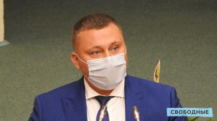 В Саратове избранный два месяца назад депутат переходит на работу в мэрию