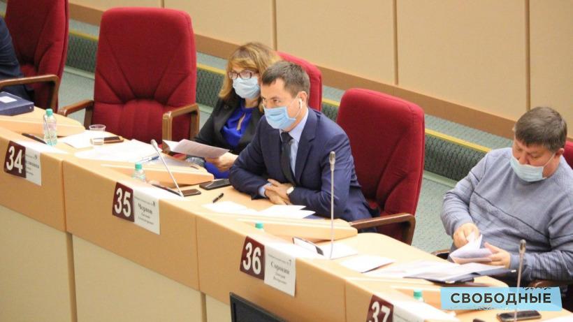 Депутат советует Михаилу Исаеву не продавать здание мэрии Саратова