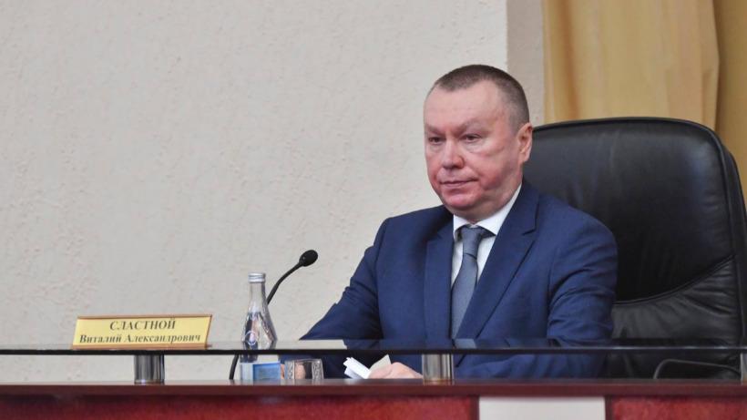 Саратовскому губернатору представили нового ГФИ Сластного