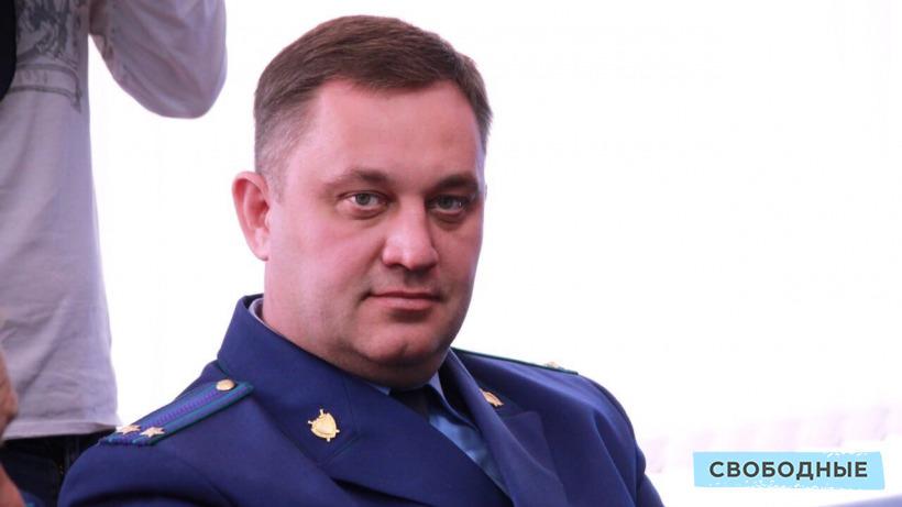 Прокурора Пригарова отпустили из-под домашнего ареста