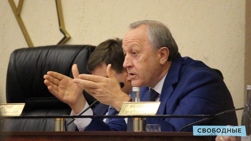 Радаев о реакции чиновников на зимние жалобы саратовцев: «Постфактум и точечно»