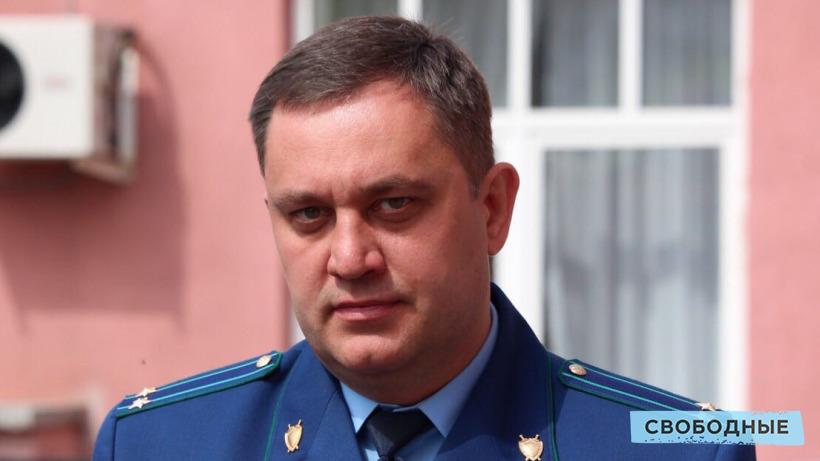 Андрей Пригаров уволен из прокуратуры по отрицательным мотивам