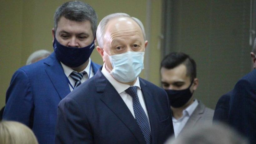 Радаев потерял позиции в медиарейтинге губернаторов ПФО по итогам 2020 года