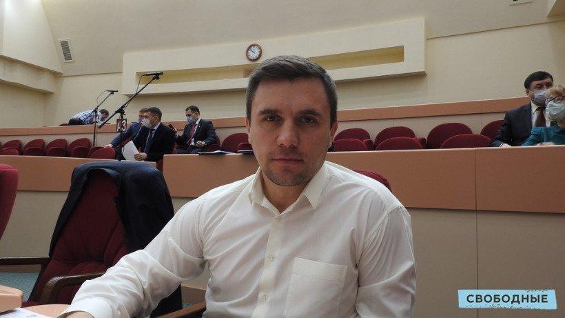 Полиция разыскивает депутата саратовской облдумы Николая Бондаренко