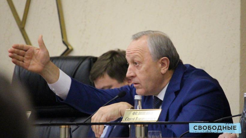 Из правительства Радаева «по собственному желанию» уволились сразу три министра