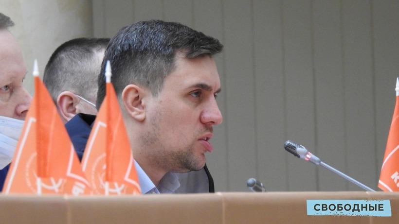 Бондаренко заметил, что записи заседаний cаратовской облдумы перестали публиковать