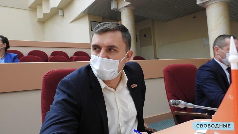 В саратовской облдуме вновь обсудят доходы депутата Бондаренко