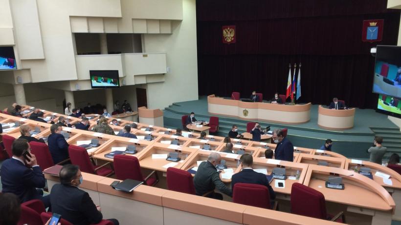 В Саратове депутаты приняли новую схему избирательных округов