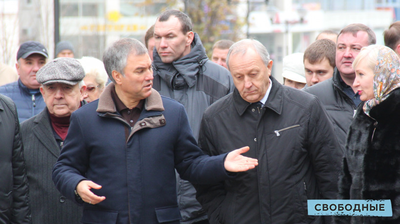 Володин предлагает включить Красноармейск в саратовскую агломерацию